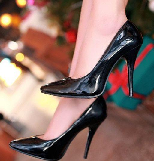 Обувь на шпильке для трансексуалов 45 размера 171
